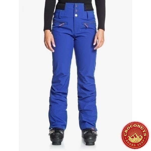 Pantalon Roxy Rising High Mazarine Blue 2021