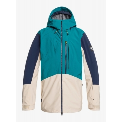 Veste Quiksilver Travis Rice Stretch Everglade 2021 pour homme