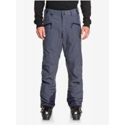 Pantalon Quisilver Boundry Navy Blazer Heather 2021 pour homme, pas cher
