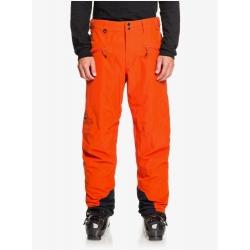 Pantalon Quisilver Boundry Pureed Pumpkin  2021 pour homme, pas cher