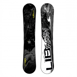 Board Lib Tech Skate Banana Stealth Blacked out 2021 pour homme, pas cher