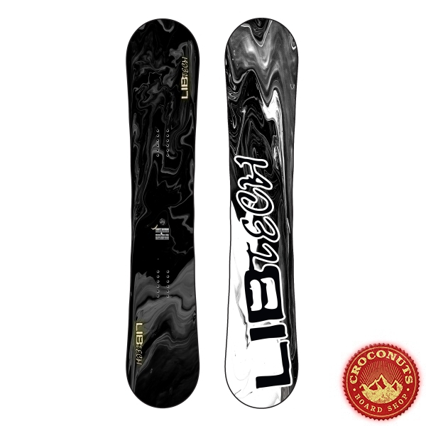 Board Lib Tech Skate Banana Stealth Blacked out 2021