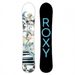 Board Roxy Smoothie 2021 pour femme, pas cher