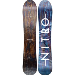 Board Nitro Woodcarver 2021 pour homme