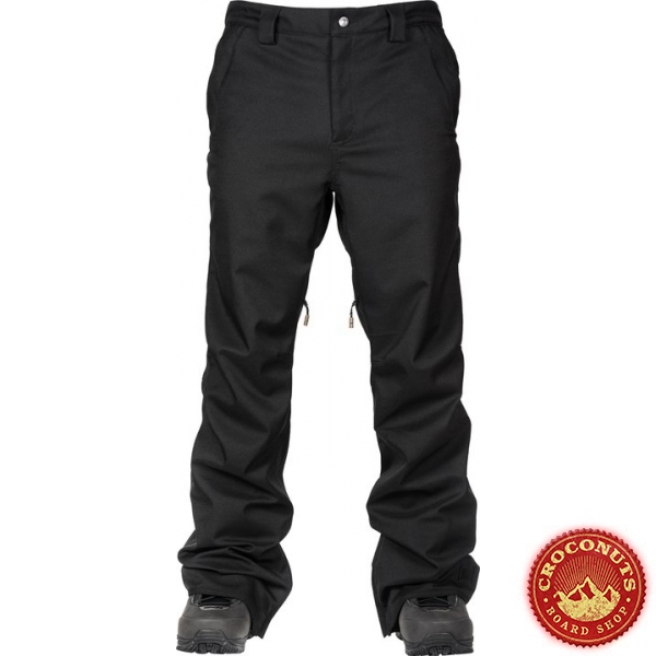 Pantalon L1 Slim Chino Black 2021