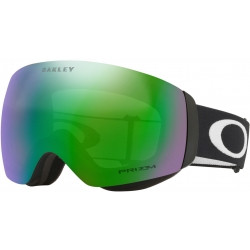 Masque Oakley Flight Deck XM Matte Black Prizm Jade 2021 pour homme
