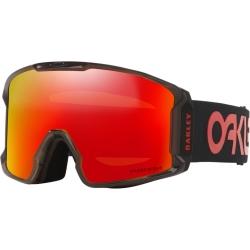 Masque Oakley Line Miner Scotty James Prizm Torch 2021 pour homme