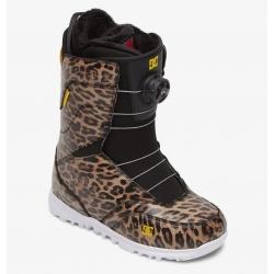 Boots DC Shoes Search Boa Leopard 2021 pour femme