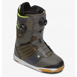 Boots DC Shoes Judge Boa Green  2021 pour homme