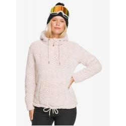 Fleece Roxy Pluma Dusty Rose 2021 pour femme, pas cher