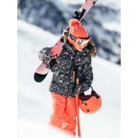Veste Roxy Jet Ski True Black Outlines 2021