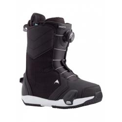 Boots Burton STEP ON Limelight Black 2021 pour femme, pas cher
