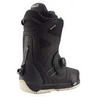 Pack Boots Burton STEP ON Photon Black + Fixations Burton STEP ON Gray 2021