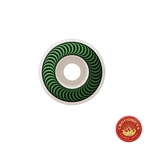 Roues Spitfire Basic Wheels 52mm 2020