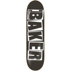 Baker Deck Brand Logo Black White 8.125 2020 pour homme