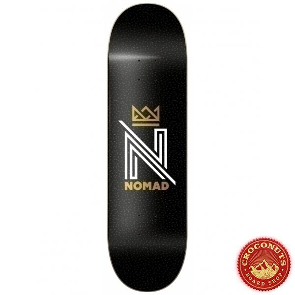 Deck Nomad OG Logo Black 8 2020