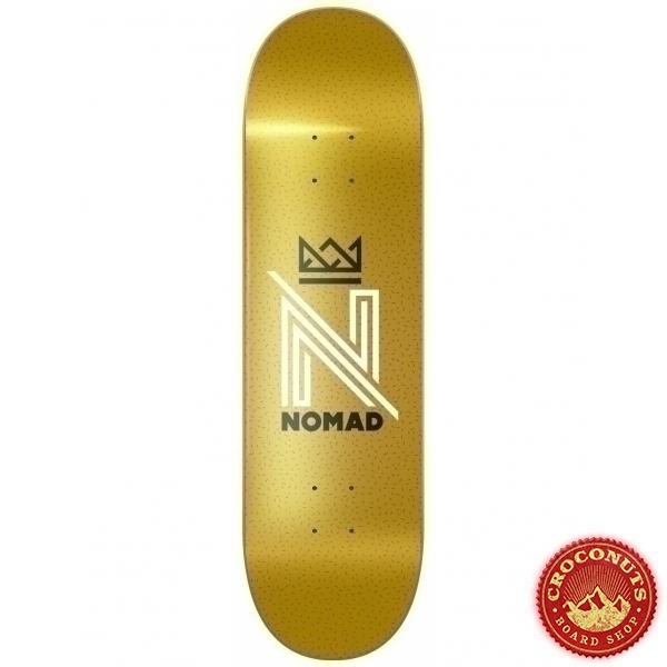 Deck Nomad OG Logo Gold 8.125 2020