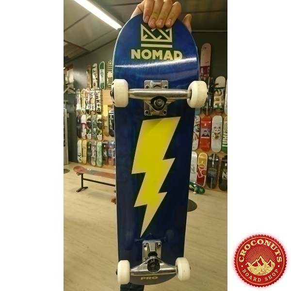 Skate Complet Nomad Thunder Blue 8 2021