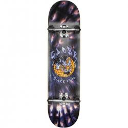 Skate Complet Globe G1 Ablaze Black Dye 8 2020 pour