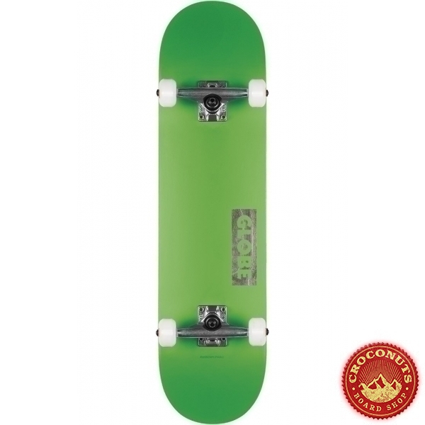 Skate Complet Globe Goodstock Neon Green 8 2021