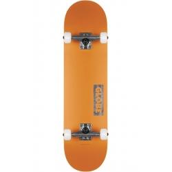 Skate Complet Globe Goodstock Neon Orange 8.125 2021 pour homme