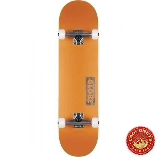 Skate Complet Globe Goodstock Neon Orange 8.125 2021