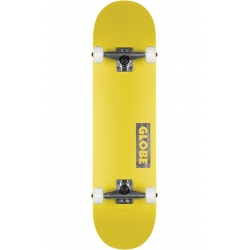Skate Complet Globe Goodstock Neon Yellow 7.75 2021 pour homme