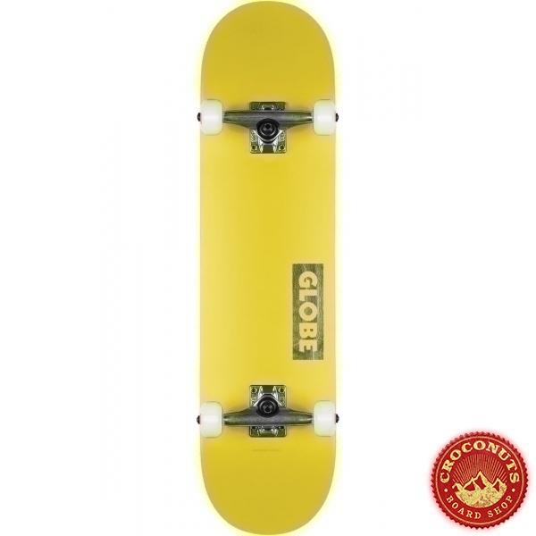 Skate Complet Globe Goodstock Neon Yellow 7.75 2021