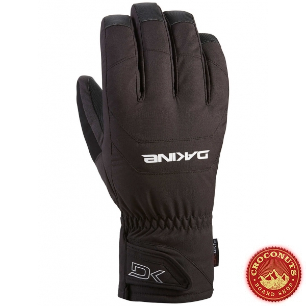 Gants Dakine Scout Short Black 2021