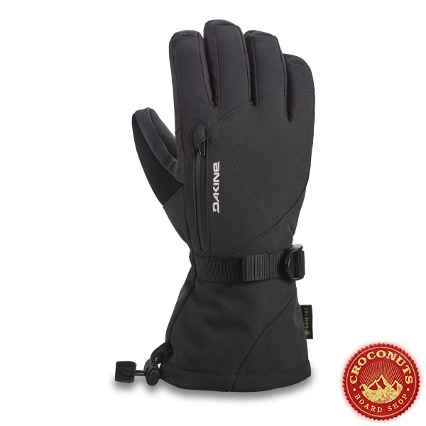 Gants Dakine Sequoia Gore Tex Black 2021