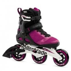 RollerBlade Macroblade W 100 Violet Noir 2021 pour femme