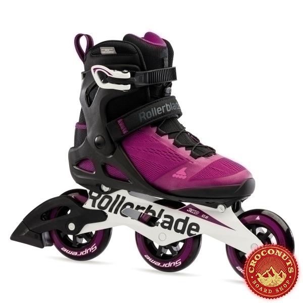 RollerBlade Macroblade W 100 Violet Noir 2021