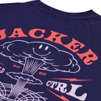 Tee Shirt Jacker Nuclear Purple 2021