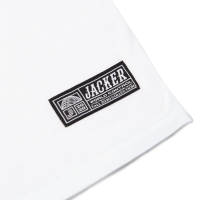 Tee Shirt Jacker Nuclear White 2021