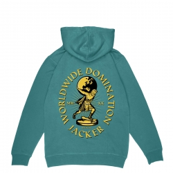 Sweat Jacker Atlas Teal 2021 pour