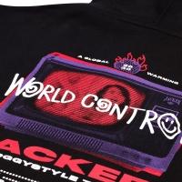 Sweat Jacker World Tour Black 2021