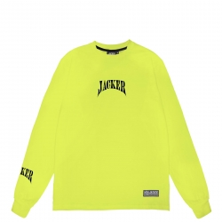 Tee Shirt Jacker Corpo Lime 2021 pour