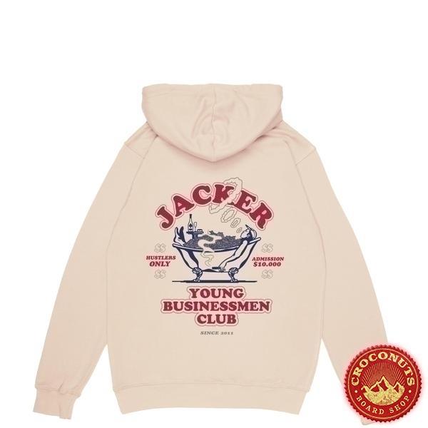 Sweat Jacker Business Club Beige 2020