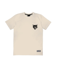 Tee Shirt Jacker Black Cats Beige 2021