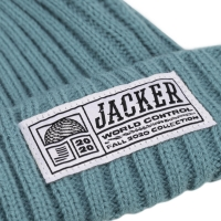 Bonnet Jacker World Control Tour Teal 2021