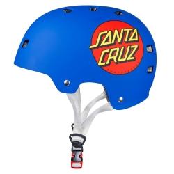Casque Santa Cruz Classic Dot Blue 2021 pour