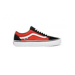 Shoes Vans Old Skool Pro Black Orange 2020 pour