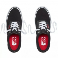 Shoes Vans Era Pro Black White Gum 2020