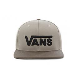 Casquette Vans Drop V 2 Snapback Grape Leaf 2021 pour homme