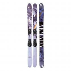 Ski Armada ARV 106 + Warden MNC 13  2021 pour homme, pas cher