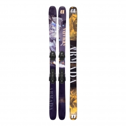 Ski Armada ARV 96 + Warden MNC 13 2021 pour homme, pas cher