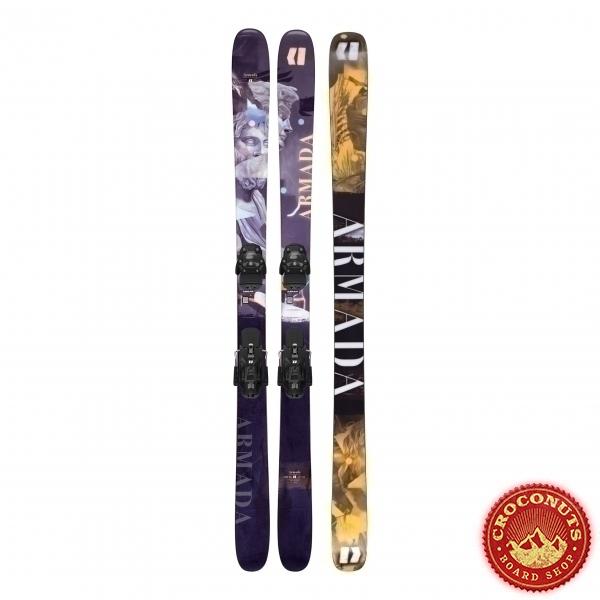 Ski Armada ARV 96 + Warden MNC 13 2021