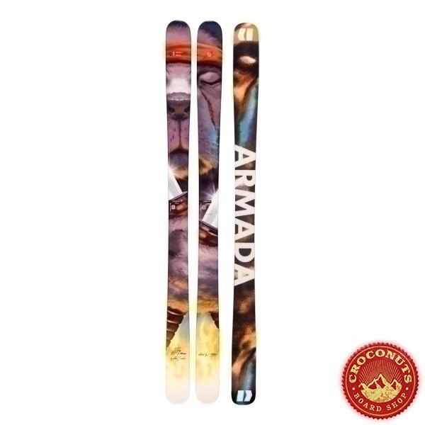 Ski Armada B Dog 2021