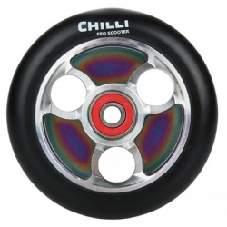 Roue Chilli Rainbow Noir 100mm 2020 pour homme, pas cher