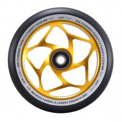 Roue Blunt Gap Core Gold Black 120mm 2021 pour